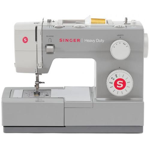 Singer Heavy Duty 4411 Sewing Machine - 60% stronger, Heavy Duty Motor