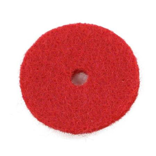 RED FELT Fits All Sewing Machines  x 2