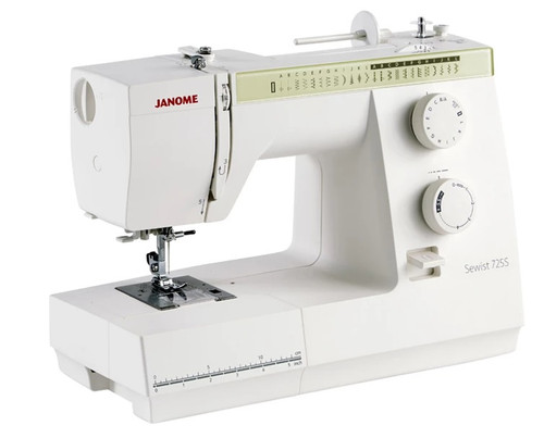 Ex-Demo Janome Sewist 725s Sewing Machine - As Used on Great British Sewing Bee