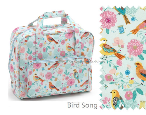 Premium Sewing Machine Carry Bag BIRDSONG 275