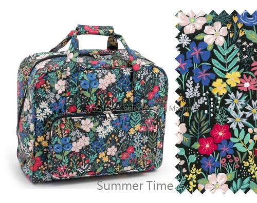 Premium Sewing Machine Carry Bag SUMMERTIME 274