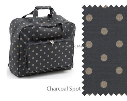 Premium Sewing Machine Carry Bag CHARCOAL 263
