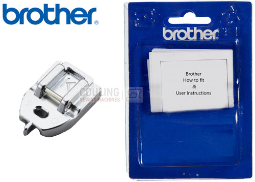 BROTHER CONCEALED ZIP FOOT F080 - XH1892001