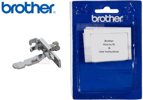 BROTHER Adjustable Zipper / Piping Foot F036N - XC1970052