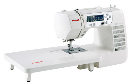 Janome 360DC Sewing Machine + Table