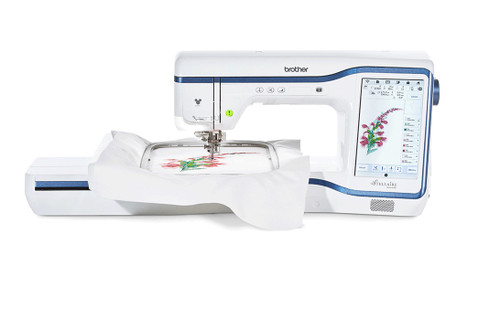 BRAND NEW 2019 Brother Stellaire Innov-is XE1 Large Embroidery Only Machine
