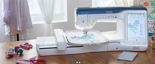 BRAND NEW 2019 Brother Stellaire Innov-is XJ1 Sewing & Embroidery  Machine with Disney