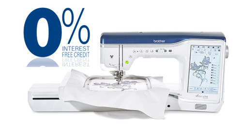 Brother Stellaire Innov-is XJ1 Disney Sewing & Embroidery Machine