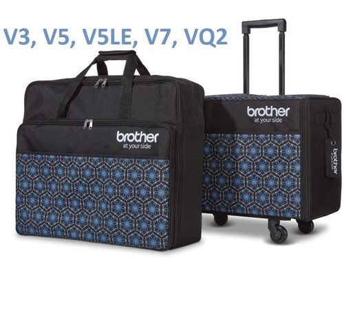 Brother V Series Trolley for Brother V3 V5 V5LE V7 VQ2