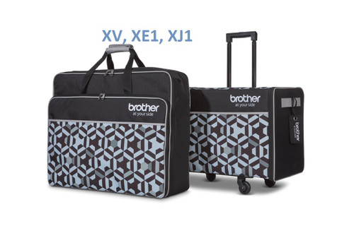 BROTHER X Series Sewing and Embroidery Machine Trolley Bag  - XV Stellaire XE1 XJ1