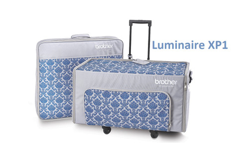 BROTHER Luminaire XP1 Sewing and Embroidery Machine Trolley Bag  - Luminaire XP1