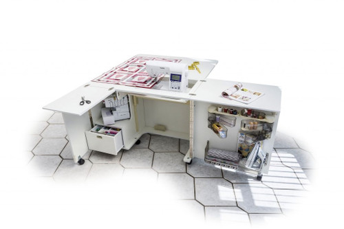 The MAXI-ECLIPSE Horn Sewing Cabinet 2022 Maxi + Air Lift