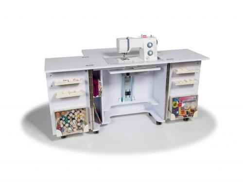 The GEMINI Horn Sewing Cabinet 2011 Long insert + Air Lift