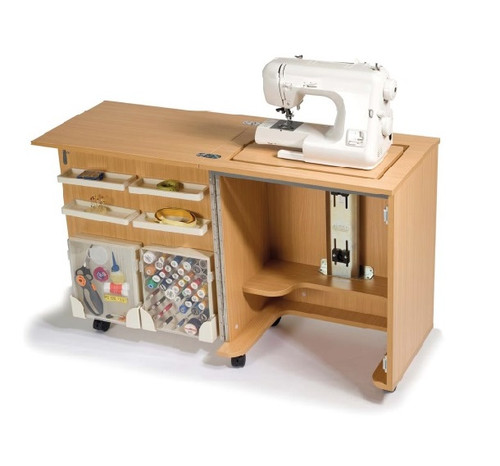 The CUB PLUS Horn Compact Sewing Cabinet 1010