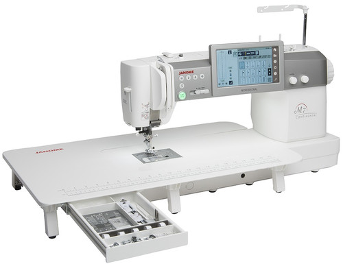 Janome M7 Continental Professional Sewing Machine