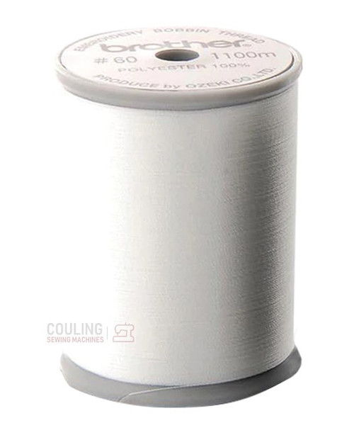 Brother Embroidery Bobbin Thread 1100m 60 weight