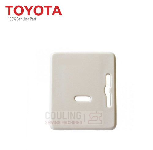 Toyota Plastic Darning Plate Feed Dog Cover RS2000 Series