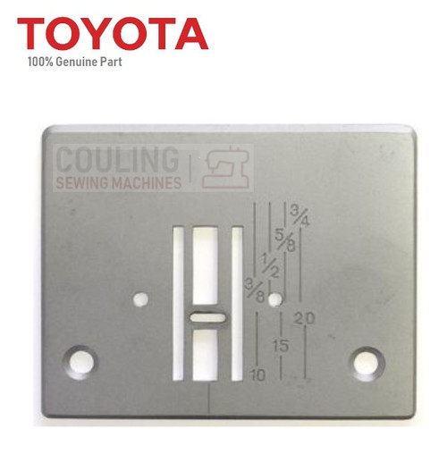 Toyota Standard Metal Needle Plate RS2000 Series