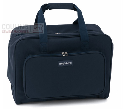 Navy Sewing Machine carry bag