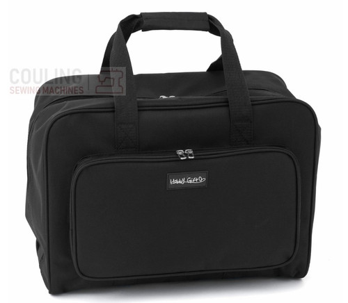 SEWING MACHINE CARRY BAG BLACK