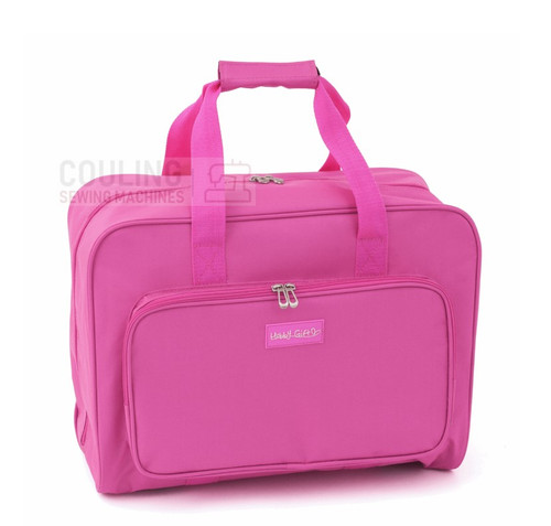 SEWING MACHINE CARRY BAG PINK