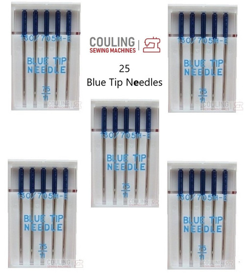 discounted Genuine Blue Tip needles 5 packs 25 needles