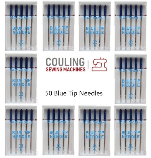 Discounted Genuine Blue Tip needles 10 packs 50 needles