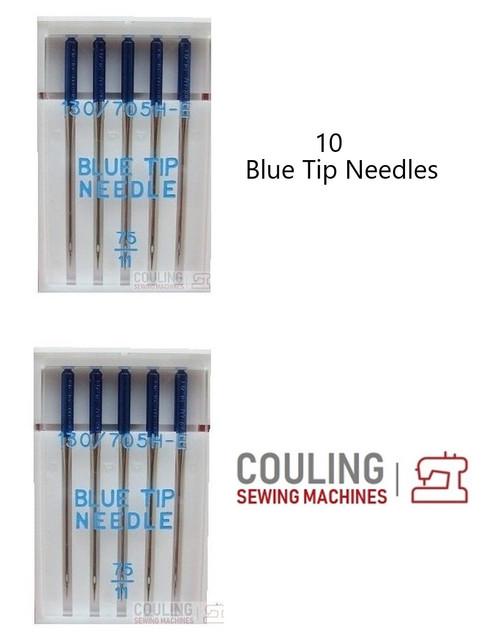 discounted Genuine Blue Tip needles 2 packs 10 needles
