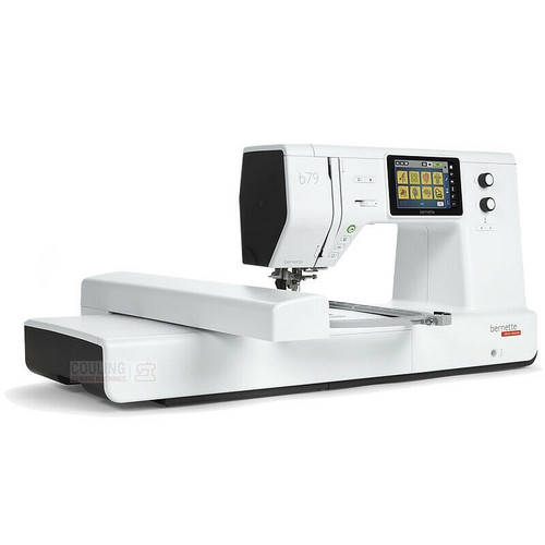 Bernette B79 Sewing & Embroidery Combined Machine