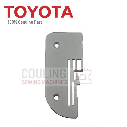 Toyota Overlock NEEDLE PLATE STANDARD A - SL3314, SLR4D, SL1T +