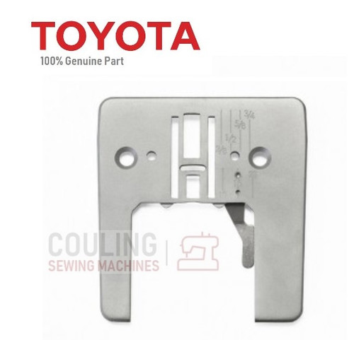 Toyota Needle Plate SP SP100, SP200, Super Jeans, Oekaki (Renaissance)