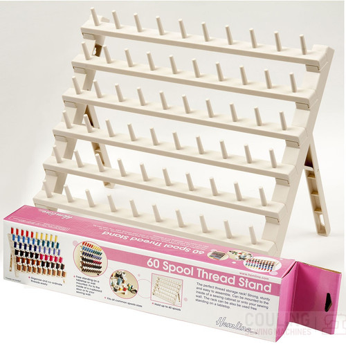Hemline Spool Rack Thread Stand 60 Plastic Pins