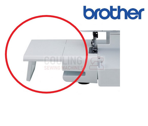 Brother Overlocker Extension Table - 2104D 3034DWT M343D - XB2917001