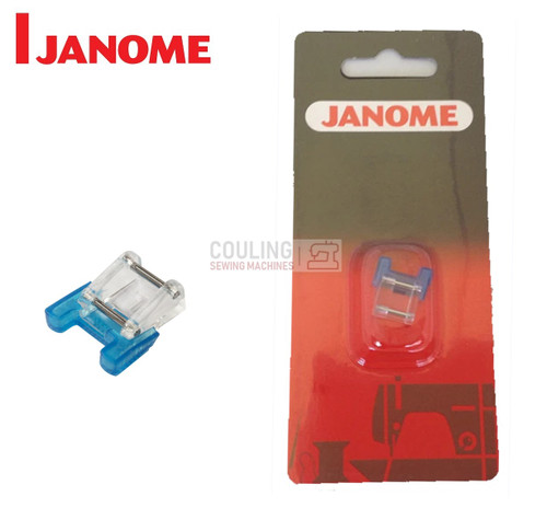 JANOME BUTTON SEWING FOOT T - 200136002- CATEGORY B & C