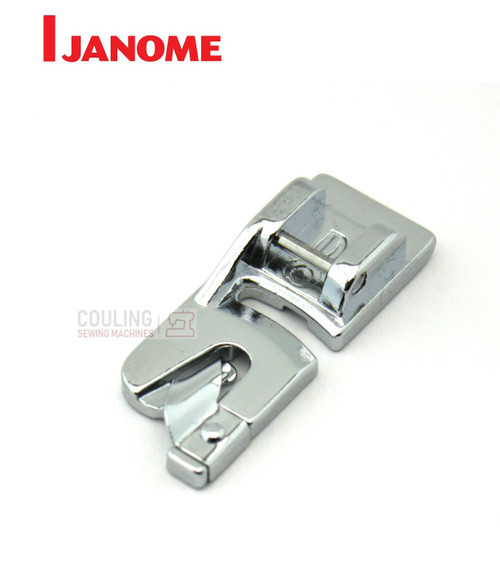 JANOME 2mm HEMMER FOOT D - 820809014 -  CATEGORY B & C