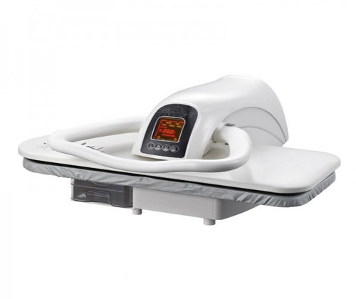 Lily Power Ironing Steam Press with a 68cm plate bed