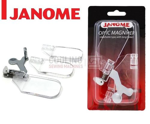 JANOME OPTIC MAGNIFIER 3 LENS SET 202130002