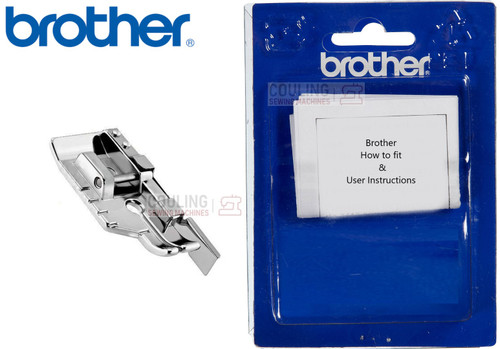 BROTHER 1/4 inch Quilting Guide Piecing Foot F057 - XC7416252