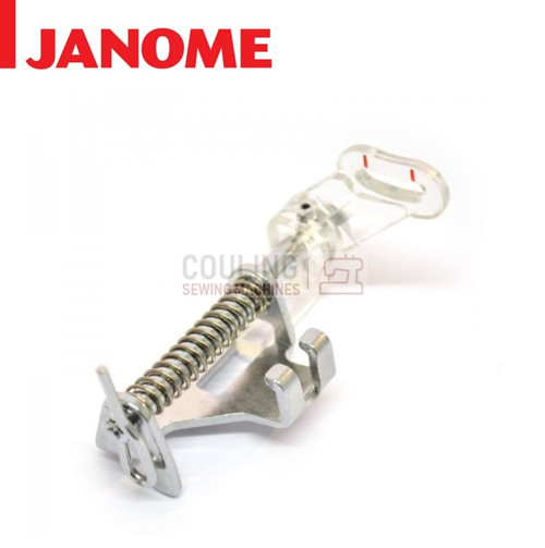 JANOME DARNING FREE MOTION QUILTING FOOT PD-H - 859839002 9mm CATEGORY D