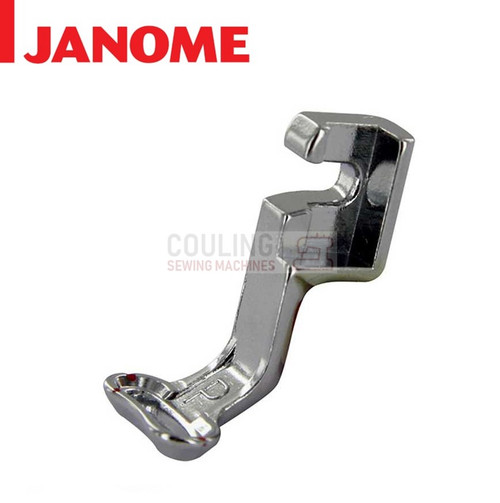 JANOME EMBROIDERY P FOOT METAL - 859816003 MC12000 MC14000, MC15000, AT 9