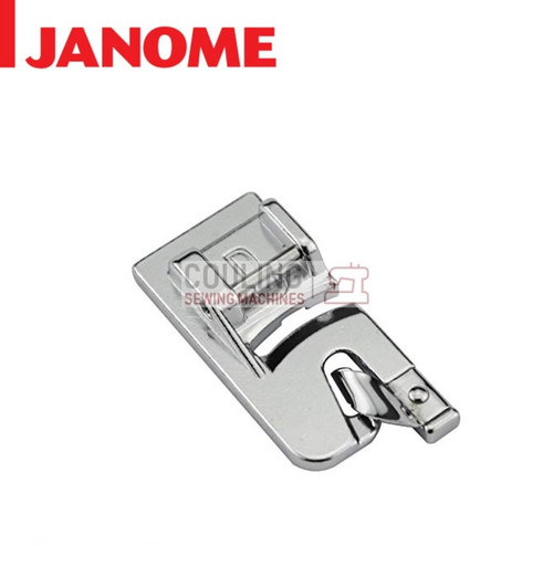 JANOME ROLLED HEM FOOT D - 859804008 9mm CATEGORY D