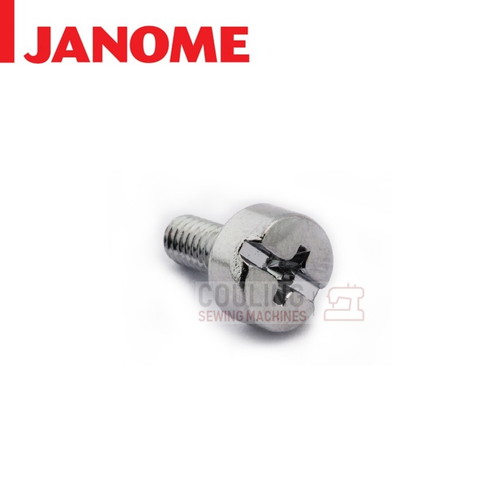JANOME FOOT HOLDER SHANK SCREW SMALL - 660106001
