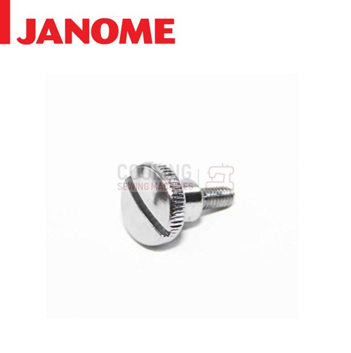 JANOME FOOT HOLDER SHANK SCREW LARGE - 102012004
