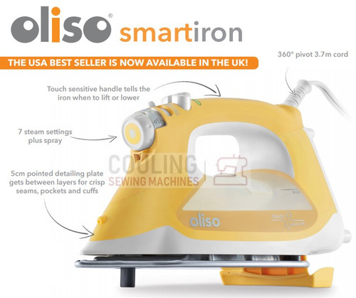 Oliso Smart Iron TG1100 itouch Auto Lift 2000w