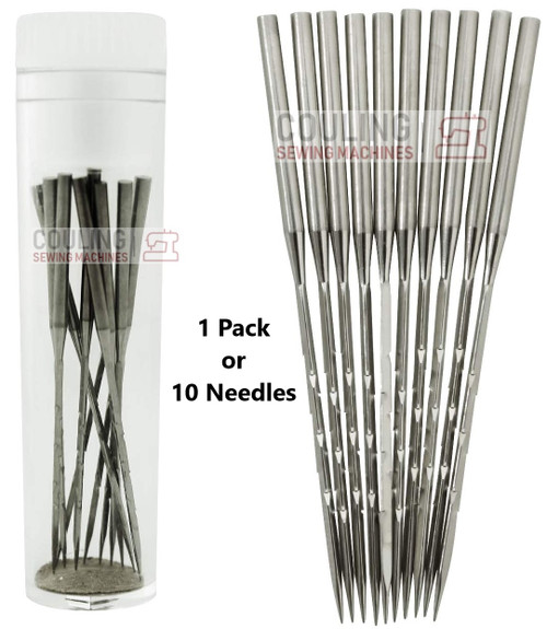 Janome Needles x10 Fine FM725 Xpression Embellisher Felting Machines
