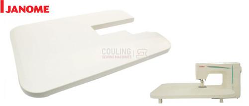 Janome Table Large White FM725 Embellisher Xpression Felting Machines 60mm x 40cm