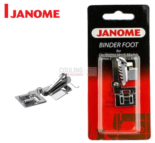 JANOME BIAS BINDER FOOT - 200140009 - CATEGORY A