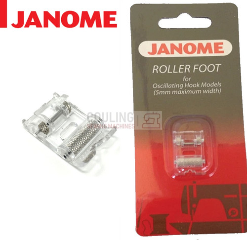 JANOME ROLLER FOOT - 200142001 - CATEGORY A