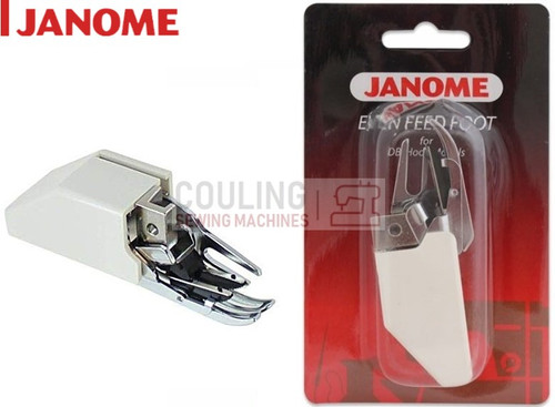 JANOME HD9 1600p Even feed Walking Foot DB Hook - 767403016