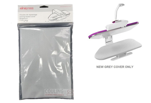 Elna Ironing Press Standard Cover - Grey